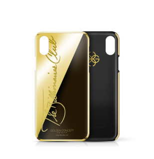 iPhone 24k GOLD CASE - LMITED BILLIONAIRE'S CLUBEDITION