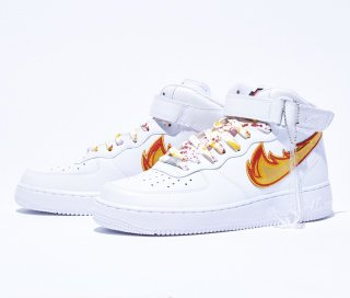 DRAGON BREATH AF1 MID WHT