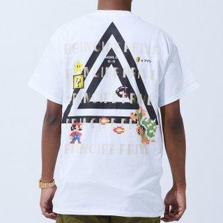 SUNKAK x PRINCIPE PRIVÉ t-shirt Mario