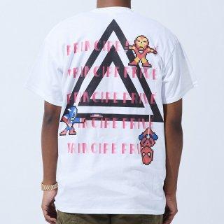 SUNKAK x PRINCIPE PRIVÉ t-shirt Marvel