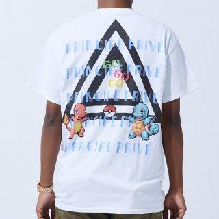 SUNKAK x PRINCIPE PRIVÉ t-shirt poke