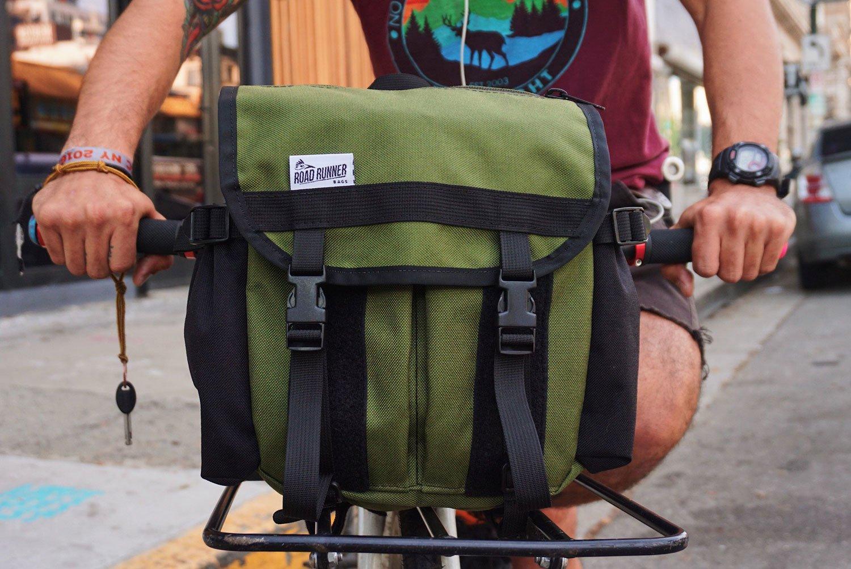 Front Runner Rack Bag  (フロントランナーラックバッグ)
