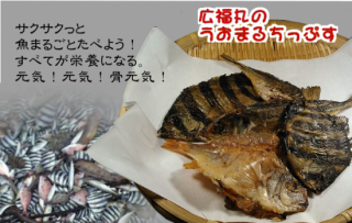 広福丸のうおまるちっぷす(深浦町特産品認定商品)