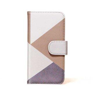 「陽気なグレー」 | 手帳型iPhoneケース | MIRROR / Diary