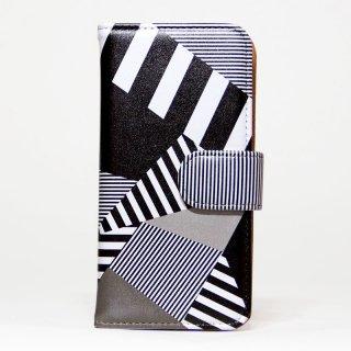「ピアノガール」 | 手帳型iPhoneケース | MIRROR / Diary