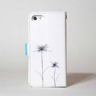 「思い出話に花が咲く」 | 手帳型iPhoneケース | MIRROR / Diary