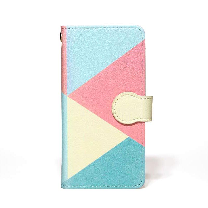 「風、揺れる。」 | 手帳型iPhoneケース | MIRROR / Diary