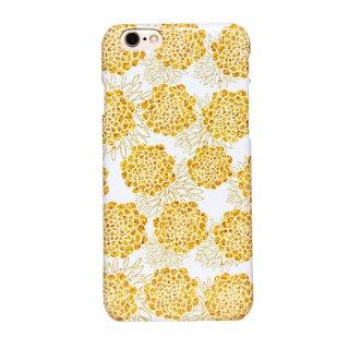 「Golden Flowers(ハードケース版)」 | iPhoneケース | MIRROR