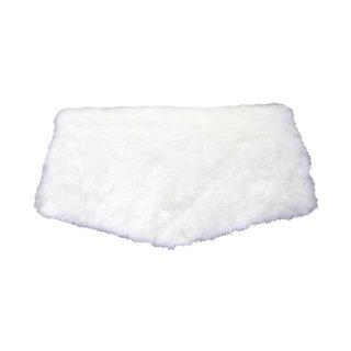 ショルダーバッグ着せ替え用フラップパーツ Marshmallow