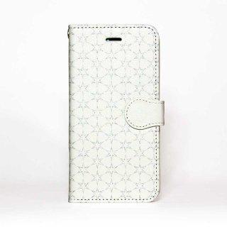 「The White Star」 | 手帳型iPhoneケース | Plan bシリーズ
