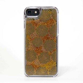 「Glitter Flowers(ゴールド)」 | グリッターiPhoneケース | Plan bシリーズ