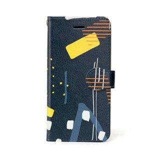 「pattern 98」 | 手帳型iPhoneケース | Plan bシリーズ