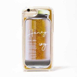 「Honey Jar」 | グリッターiPhoneケース | Plan bシリーズ