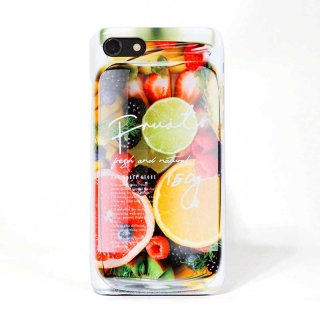「Fruits Jar」| iPhoneケース | Plan bシリーズ
