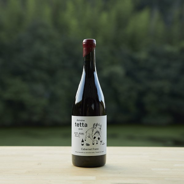 <img class='new_mark_img1' src='https://img.shop-pro.jp/img/new/icons1.gif' style='border:none;display:inline;margin:0px;padding:0px;width:auto;' />2019 Cabernet Franc