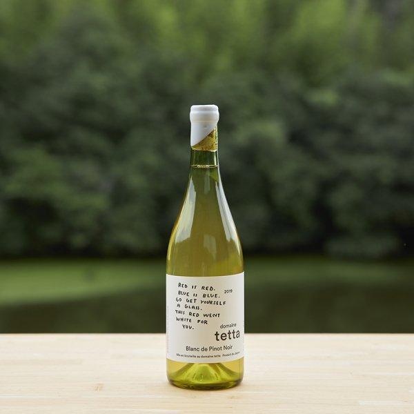 2019 Blanc de Pinot Noir