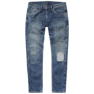 <img class='new_mark_img1' src='//img.shop-pro.jp/img/new/icons23.gif' style='border:none;display:inline;margin:0px;padding:0px;width:auto;' />16AW PEPE MAIN MEN'S DENIM PANTS
