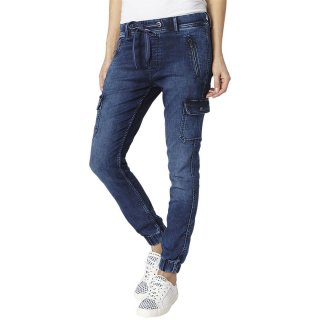PEPE LADY'S DENIM PANTS