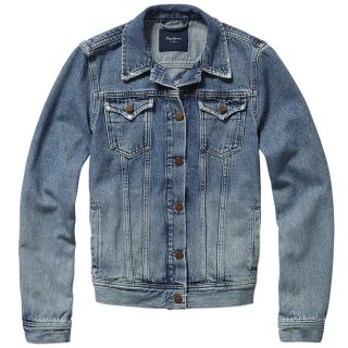 <img class='new_mark_img1' src='//img.shop-pro.jp/img/new/icons1.gif' style='border:none;display:inline;margin:0px;padding:0px;width:auto;' />17SS PEPE LADY'S DENIM JACKET