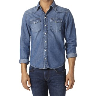 <img class='new_mark_img1' src='//img.shop-pro.jp/img/new/icons1.gif' style='border:none;display:inline;margin:0px;padding:0px;width:auto;' />17SS PEPE MEN'S DENIM SHIRT