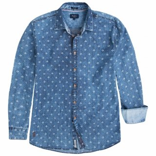 -PEPE MAIN MEN'S L/S SHIRT