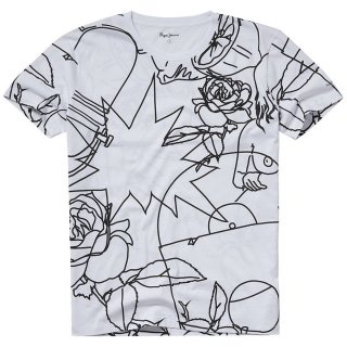 PEPE MAIN MEN'S S/S TEE