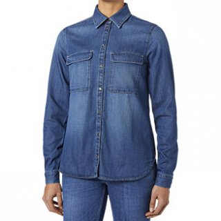 LADY'S DENIM SHIRT