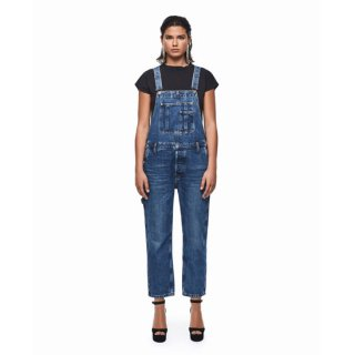 DUA LIPA X PEPE JEANS - Faded Denim Dungarees