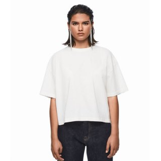 DUA LIPA X PEPE JEANS - Drop Shoulder Crop Tee