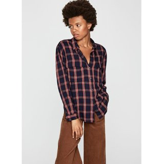 MARVINA CHECKED SHIRT
