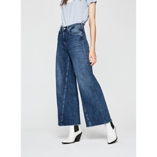 HAILEY WIDE FIT HIGH WAIST JEANS