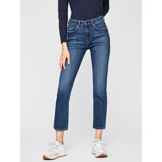 MARY STRAIGHT FIT HIGH WAIST JEANS