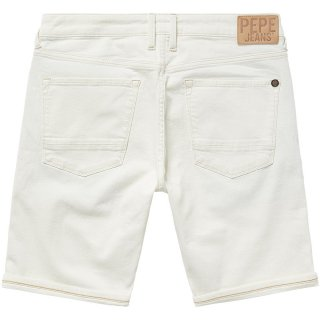 PEPE MAIN MEN'S DENIM SHORT PANTS