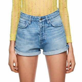 20SS PEPE DUA LIPA DENIM SHORT PANTS