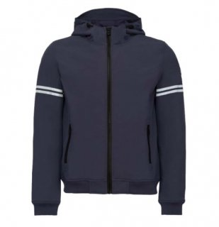 MEN'S JACKET TIBET | J150 MARINE