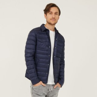 MEN'S JACKET 8900-CRIS|BLEU NUIT