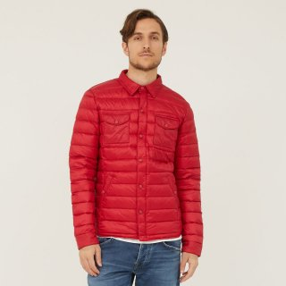 MEN'S JACKET 8900-CRIS|ROUGE