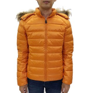 MEN'S JACKET 8901-PRESTIGE | ORANGE