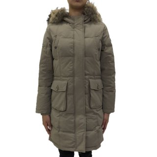 LADY'S JACKET 8911-RIVER | TAUPE