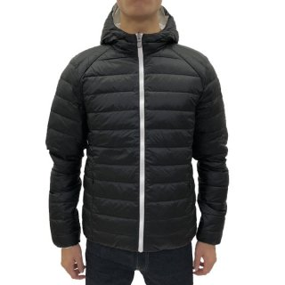 MEN'S JACKET 8912-DELTA | NOIR/BLANC