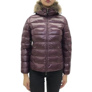 LADY'S JACKET 8929-LUXE | AUBERGINE