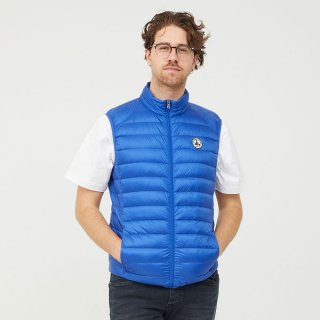 MEN'S VEST 1900-TOM | BLUE FONCE