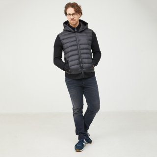 MEN'S JACKET 1913-JUMPING | NOIR