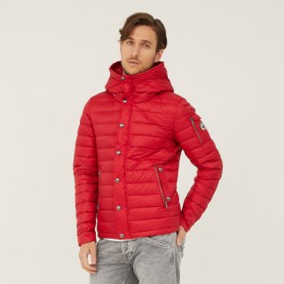 MEN'S JACKET 1900-TRISTAN | ROUGE
