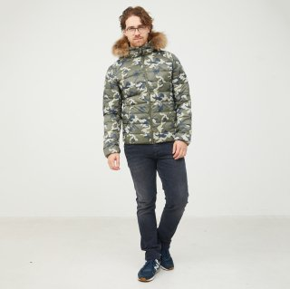 MEN'S JACKET 1901-PLATON /CAMOFLAGE
