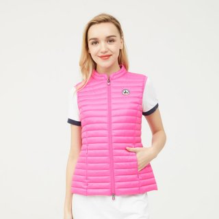 LADY'S VEST 2901-AUDREY | ROSE FLASHY/GRIS