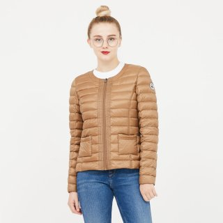 LADY'S JACKET 8900-DOUDA|CAMEL