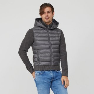 MEN'S JACKET 3915-JUMPING | ANTHRACITE