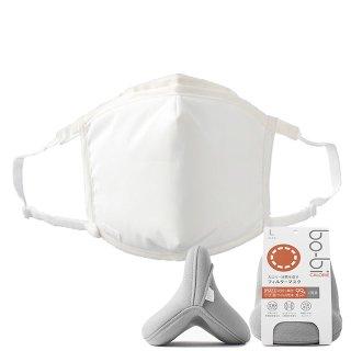 次世代マスク 「bo-bi ボービ」 カロリー 再利用可能タイプ 耳かけ マスクカバー付き