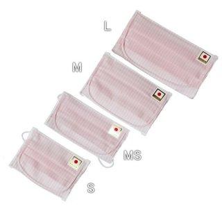 ピッタリッチ 日の丸マスク PM2.5 + 抗菌 ・ 防ウィルス 使い捨てピンク